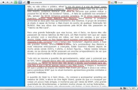 """Como diziam os poetas brasileiros na Grécia... """"vox populi, vox Dei"""""""