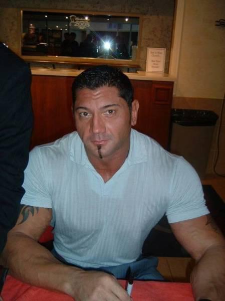 Batista, um dos grandes nomes da luta livre mundial