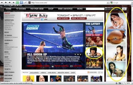WWE para todas as idades!