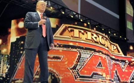 Raw Commercial Frango, sob o comando de Donald Trump