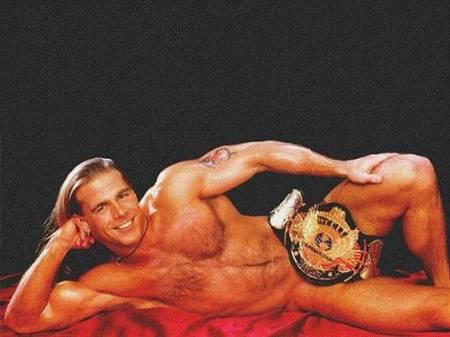 Shawn Michaels, grande amigo de Triple H