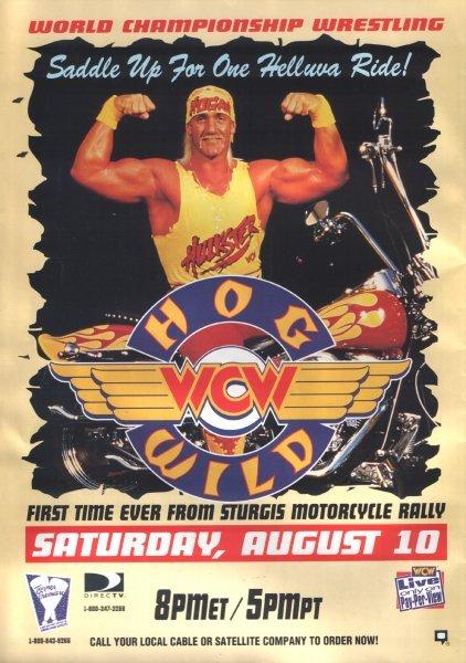 O Hulkster foi para a WCW e o bicho pegou para o Vince