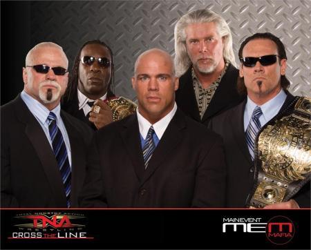 Main Event Mafia, também conhecidos com NWOld