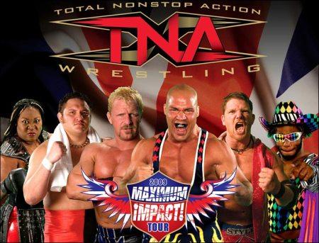 A Nova WCW!